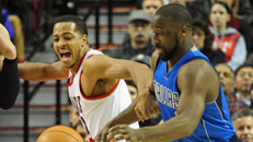 Live: Mavericks-Blazers