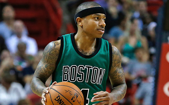 Isaiah Thomas and the Celtics are a dangerous squad in the East. (USATSI)