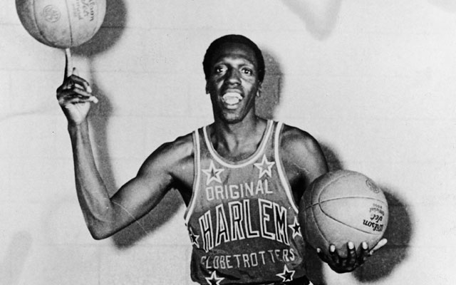 Meadowlark Lemon was an iconic star for the Harlem Globetrotters from 1954 to 1978. (Getty Images)