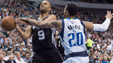 LIVE: Spurs-Mavericks