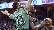 LIVE: Celtics-Cavaliers