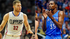 Blake for Durant could work