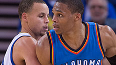 LIVE: Thunder-Warriors