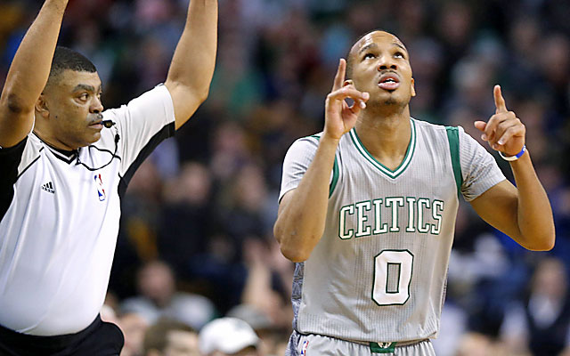 Avery Bradley and the Celtics are a team on the rise in the East. (USATSI)