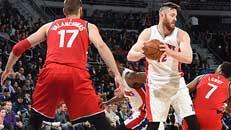 LIVE: Raptors-Pistons