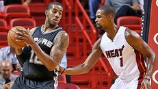 LIVE: Spurs-Heat