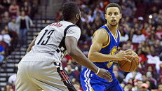 LIVE: Rockets-Warriors