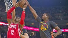 LIVE: Rockets-Warriors