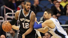 LIVE: Spurs-Magic