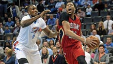LIVE: Pelicans-Thunder