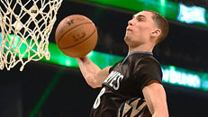 Harper: LaVine aims to repeat