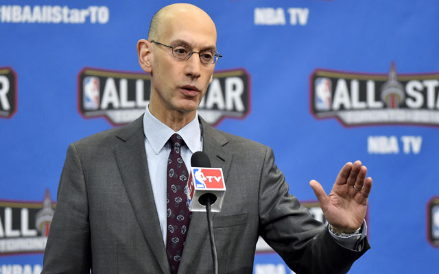 Adam Silver would like to see an end to the Hack-a-Shaq rule. (USATSI)
