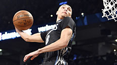 Dunk king: Zach LaVine