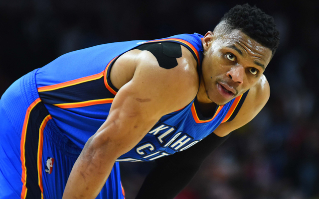 Russell Westbrook is making triple-doubles look easy this season. (USATSI)