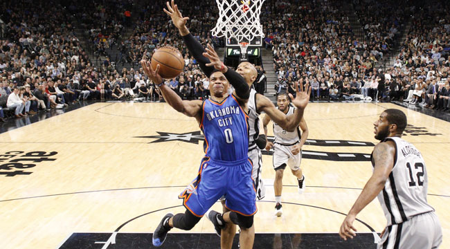 Moore: Thunder will win if ...
