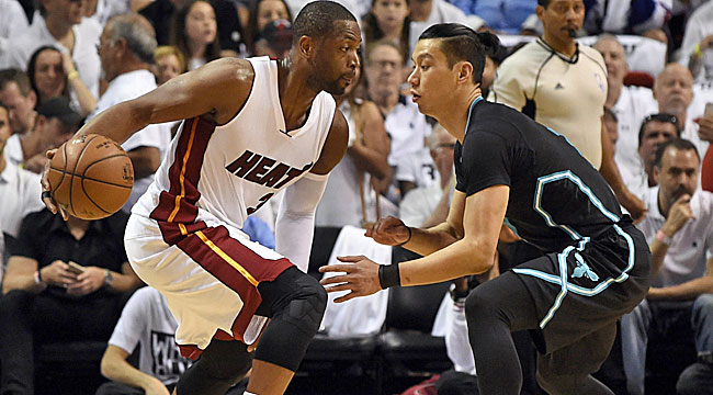 LIVE: Hornets-Heat, Game 7