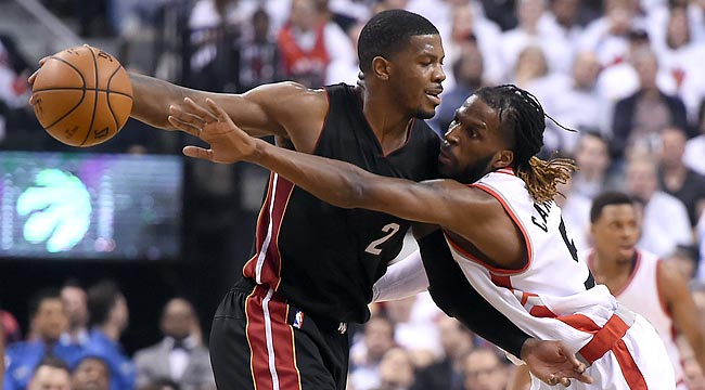 LIVE: Heat-Raptors, Game 1