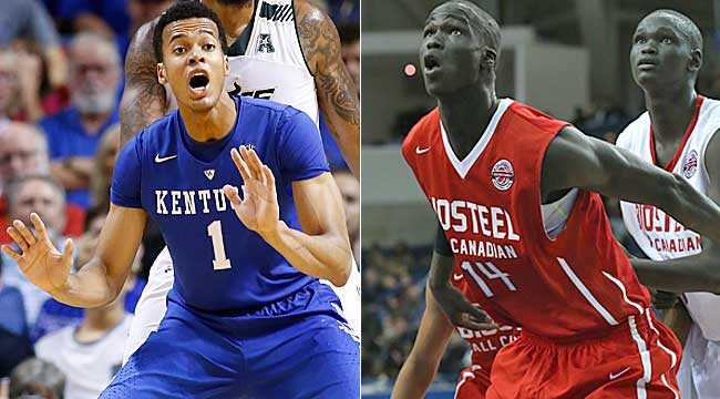 NBA Draft: Lottery questions