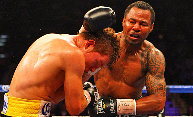 'Sugar' Shane Mosley's final fight was on May 5 against Canelo Alvarez. (Getty Images)