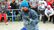 Pacquiao punch count key