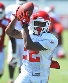 Rookie Dexter McCluster could be a big weapon in K.C. (US Presswire)