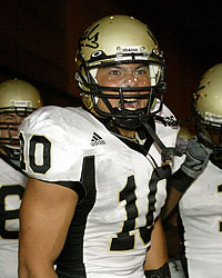 Safety Shiloh Keo is one of 10 starters back on defense for Idaho. (Getty Images)