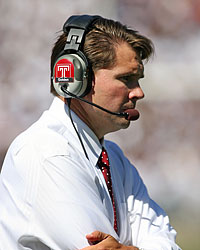 Al Golden will have 16 starters back, including five all-MAC selections. (Getty Images)