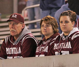 A school like Montana could be the next to take its fans on a rough journey to the FBS. (US Presswire)