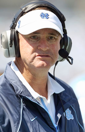 Butch Davis and other college coaches could use some backing from the NFL and the players assocication. (Getty Images)