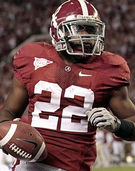 It's past time for Alabama to involve Mark Ingram more in its offense. (AP)
