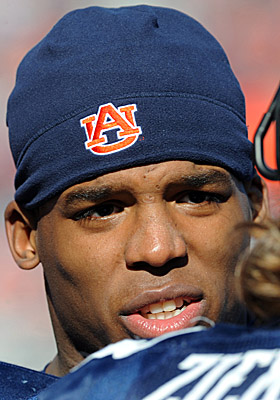 Unless QB Cam Newton is suspended or Auburn loses, the Tigers' BCS standing likely won't be hurt. (Getty Images)