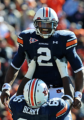 Tigers fans say QB Cam Newton has livened things up for the 'Loveliest Village on The Plains.' (Getty Images)