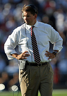 Al Golden replaces Randy Shannon, who was fired after Miami finished 7-5. (US Presswire)