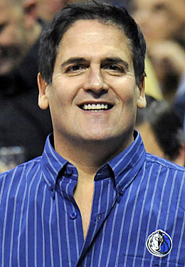 Mark Cuban isn't likely to let a little resistance end his anti-BCS crusade. (AP)