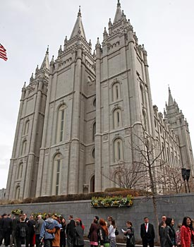 Spreading the Mormon faith more effectively is a big reason BYU decided to turn independent. (Getty Images)