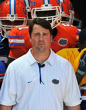 'It's all about ball to me. I'm not a CEO. I'm a football coach,' Muschamp says. (Getty Images)