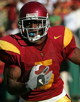 USC still awaits word on its appeal in the Reggie Bush case. (Getty Images)