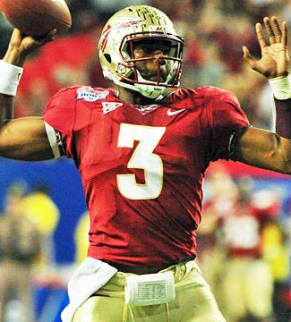 E.J. Manuel could nicely replace Christian Ponder at Florida State. (Getty Images)