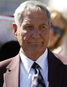 Ex-'Bama coach Gene Stallings saw the destruction first hand. (US Presswire)