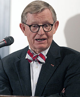 Gordon Gee.