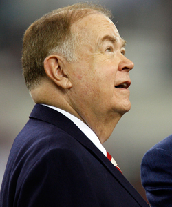 Oklahoma president David Boren says he'll 'do what's in the best long-term interest of the university.' (Getty Images)