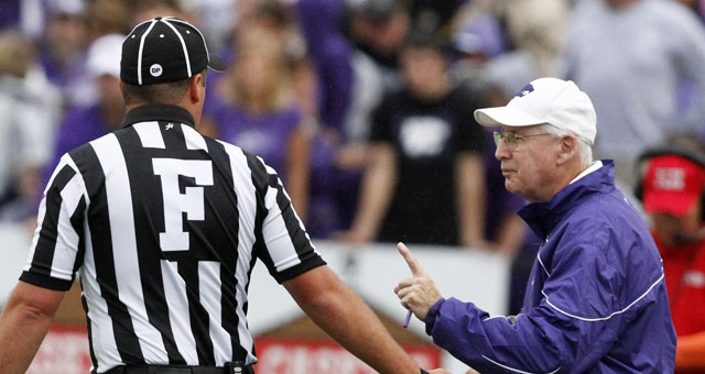 Bill Snyder's Wildcats, while not the most talented team, are the most prepared. (AP)