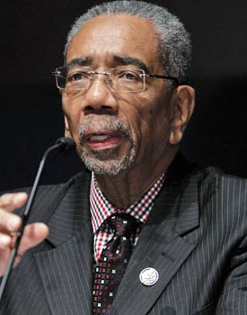 'I think they're just one of the most vicious, most ruthless organizations ever created by mankind,' Bobby Rush says. (AP)