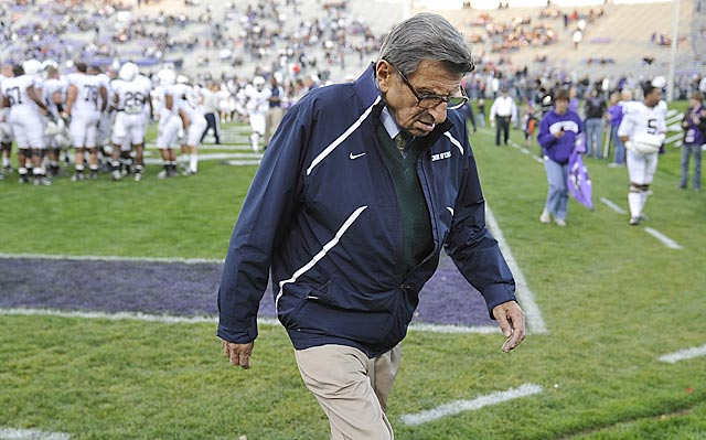 What happened to Joe Paterno can happen to any coach who amasses too much power. (AP)