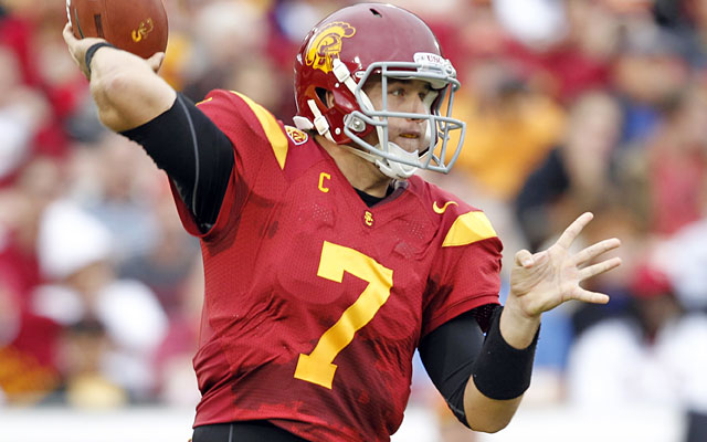 Haden's HEISMAN push might not be what Trojans' Barkley needs