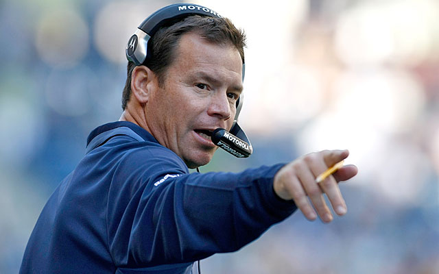 Jim Mora spent 25 years as an NFL coach after his only season working in college. (Getty Images)