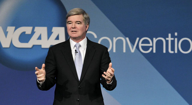 'We don't want another 2011,' Mark Emmert says on Thursday. (AP)