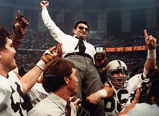 While Joe Paterno reached a record 409 wins, victories don't always define a man. (AP)