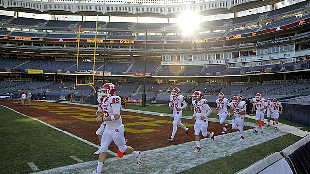 A bowl game after a 6-6 season is a ray of light for some programs, like Iowa State in 2011. (Getty Images)
