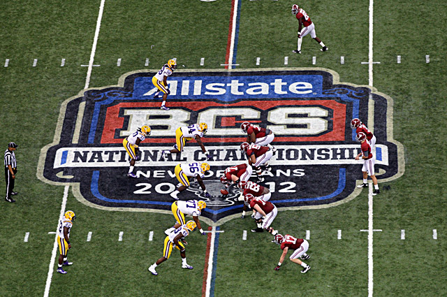 In the last four months, New Orleans will have hosted the BCS title game and Final Four. (US Presswire)